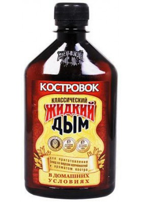 Humo liquido 330gr KOSTROVOK