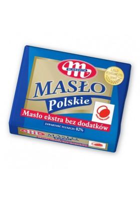 Mantequilla EXTRA POLSKIE 82%grasa 200gr MLEKOVITA