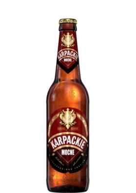 Cerveza KARPACKIE MOCNE 6.8%alc.20x0.5L