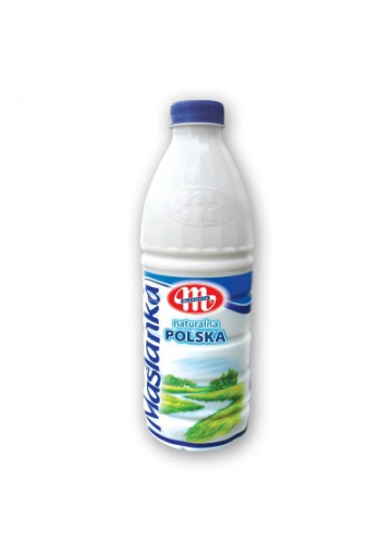 Maslyanka naturalna polska 1kg MLEKOVITA