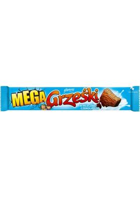 Barquillos en chocolate de lecheMEGA GRZESKI 32x48gr GOPLANA