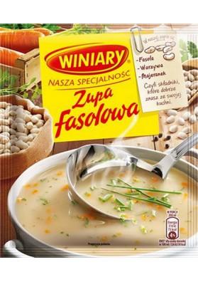 Sopa de alubias en polvo 25x63gr WINIARY