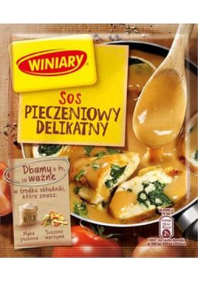 Salsa secoPIECZENIOWY DELIKATNY 35x34gr WINIARY