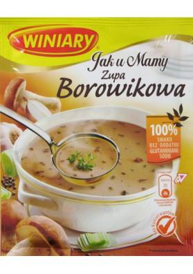 Sopa seco de setas 25x44gr WINIARY