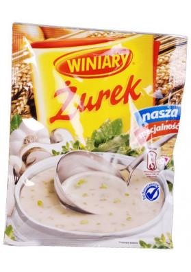 Sopa seco  ZUREK  30x51gr  WINIARY