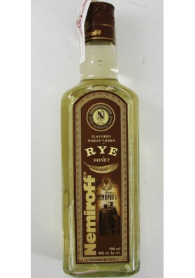 Vodka Nemiroff RYE HONEY 40%alc.18x0.5L.