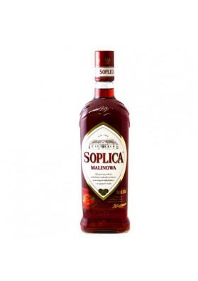 Vodka  SOPLICA sabor frambuesa 30%alc.500ml