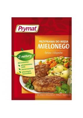 Especia para carne picada 25x20gr PRYMAT