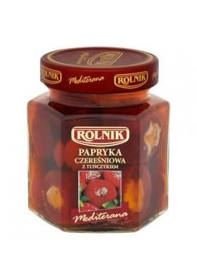 Pimienta cherry relleno de atun 6x280gr ROLNIK