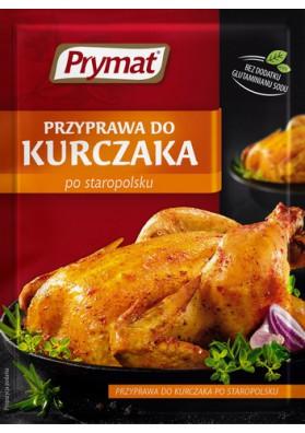 Especias para pollo PO STAROPOLSKI 25x25gr PRYMAT