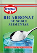 Bicarbonato sodio alimentario 30x50gr Dr.Oetker