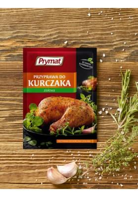 Especias para pollo  ZIOLOWA 25x30gr PRYMAT