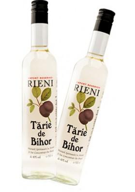 Vodka TARIE BIHOR ciruela 40%alc.0.5L