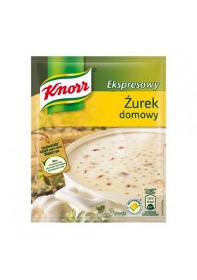 Sopa ZUREK DOMOWY instant 20x42gr KNORR