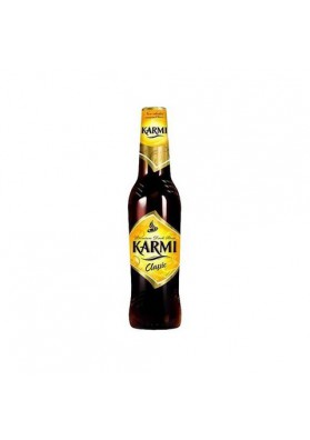Cerveza OKOCIM KARMI CLASSIC 0.5%alc.24x0.4L
