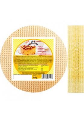Вафельные листы для торта круглые 16x90гр VECAIS BEKERIS