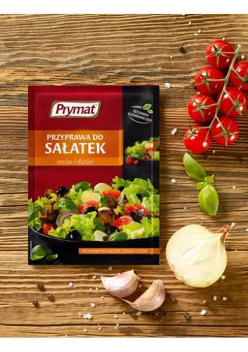 Especias para ensalada 25x20gr PRYMAT