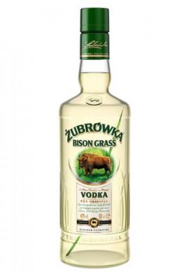 Vodka ZUBROWKA BISON GRASS 37.5% 15x500ml