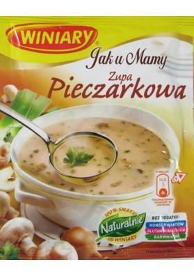 Sopa seco con champiñones 22x45gr WINIARY
