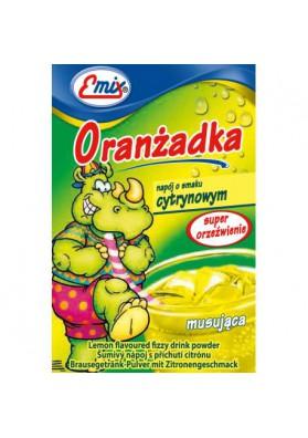 Bebida refrescante en polvo  ORANZADKA CYTRYNOWA 30x16gr EMIX