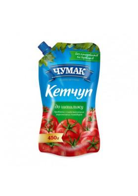 Ketchup PARA BARBACOA 24x450g CHUMAK