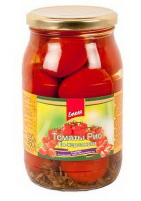 Tomate conservado RIO PO-HERSONSKI 8x920gr EMELYA