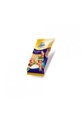 Трубочки вафельные с ореховым кремом 24х260гр TAGO