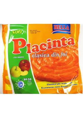 Empanadilla con manzana12x800gr BELLA ROM.