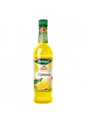 Jarabe de limon 8x420ml HERBAPOL