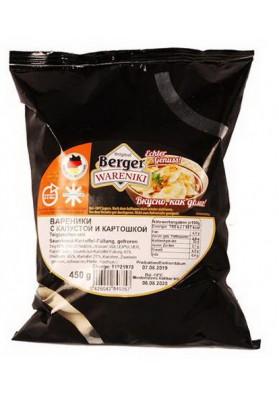 Vareniki relleno col y patata 12x450gr BERGER