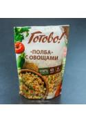 Escanda con verduras 100% natural 250gr. GOTOVO