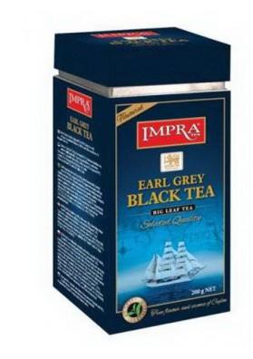 Te IMPRA  EARL GREY 6x200gr Lata