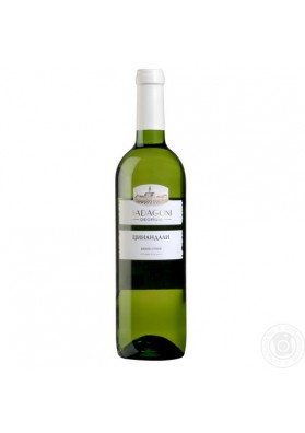 Vino blanco seco  RKATSITELI 13%alc. 6x0.75L. BADAGONI