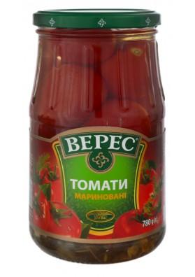 Tomates en vinagre esterilizados 780gr.VERES nuevo