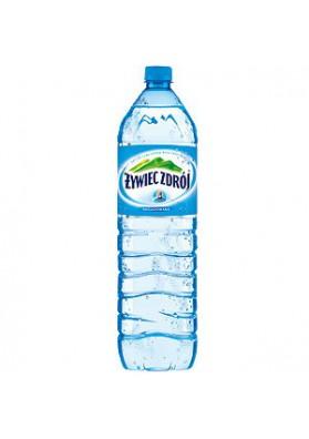Agua mineral sin gas 1.5L ZYWIEC ZDROJ