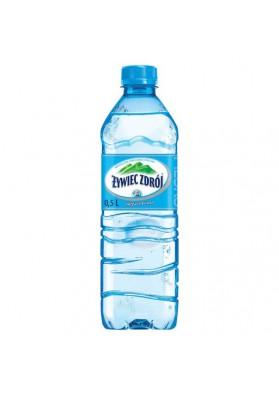 Agua de montaña cristalina SIN GAS 500ml. ZYWIEC ZDROJ