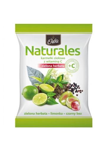 Te NATURALES (te verde) con vitamina C 60gr.ODRA nuevo