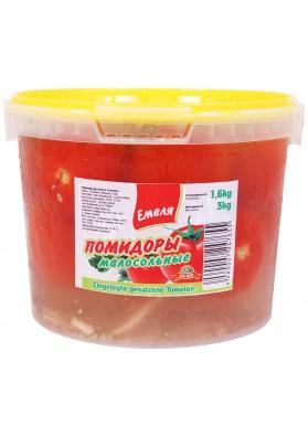 Tomates MUY POCO SALADOS por peso  EMELYA