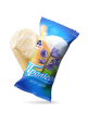 Helado de crema con sabor a vainilla VANILLA ICE CREAM 50x60gr.PROLISOK