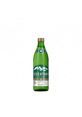 Agua mineral con gas ESSENTUKI Nr.4 0,45L.SALUD MUNDIAL nuevo