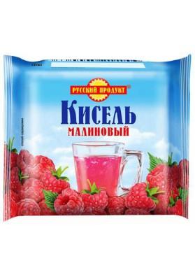 Kisel (gelatina) de FRAMBUESA en una briqueta 220gr.PRODUCTO RUSO