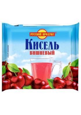 Kisel (gelatina) de CEREZA en una briqueta 220gr.PRODUCTO RUSO