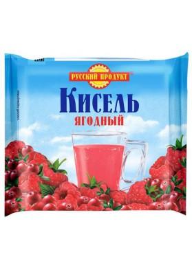 Kisel (gelatina) de BAYAS en una briqueta 220gr.PRODUCTO RUSO