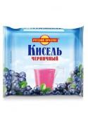 Kisel (gelatina) de ARANDANOS en una briqueta 220gr.PRODUCTO RUSO