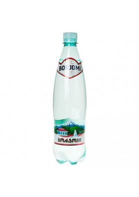 Agua mineral con gas 6x1L.BORZHOMI