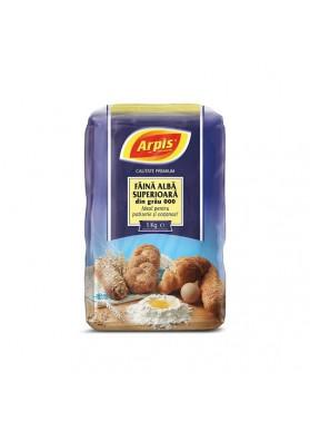 Harina de trigo FAINA ALBA blanca (Calidad Premium) 1kg.ARPIS