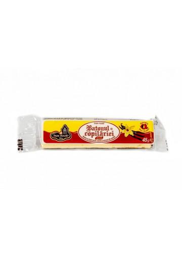 Батончики шоколадные BATONUL COPILARIEI с какао и ванилью 42x38гр.PAN FOOD