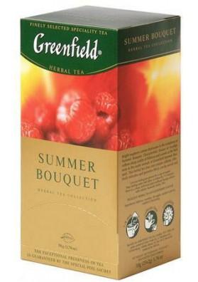 Te Greenfield  SUMMER BOUQUET  10x25x2gr