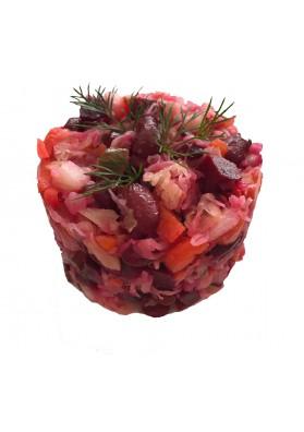 Ensalada rusa de VINAGRETA 1kg.REST.AVO nuevo