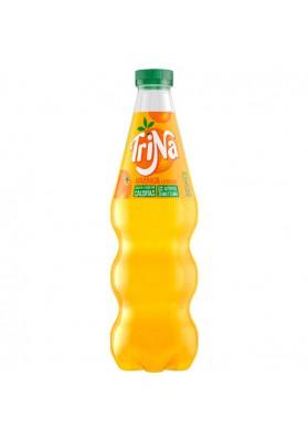 Refresco de zumo NARANJA de frutas con azucar 1,5L.TRINA